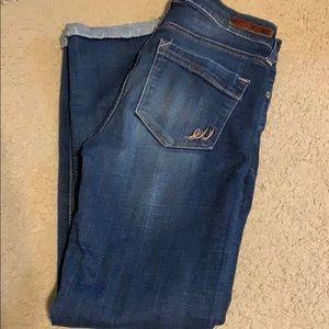 Denim - Express skinny jeans